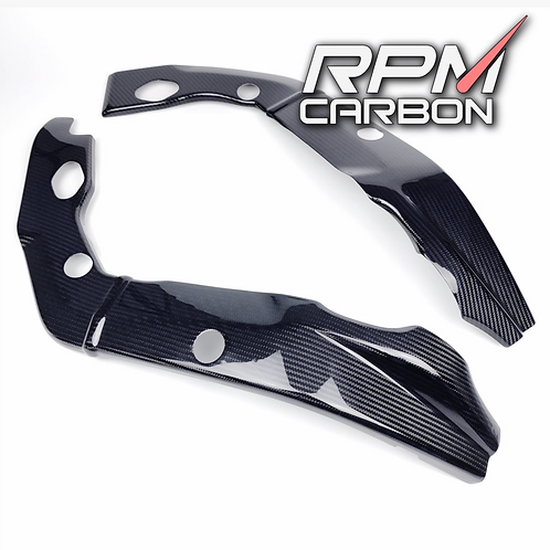 BMW S1000RR S1000R CARBON FIBER FRAME COVERS PROTECTION