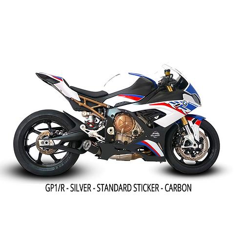 S1000RR 2019+GP3 Decat System