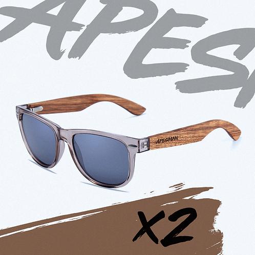 Apesman X1 Clear Smoked Frame