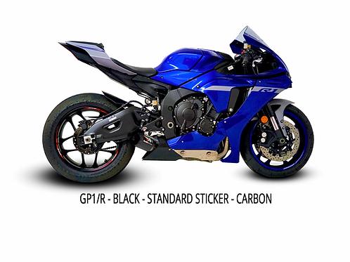 R1 2015-2019 GP3 Full Inconel System