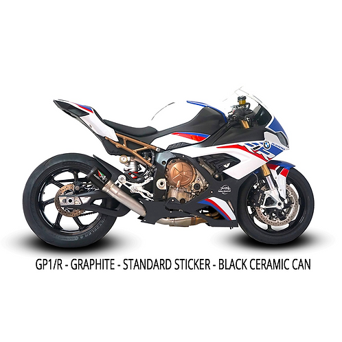 S1000RR 2019+Decat System