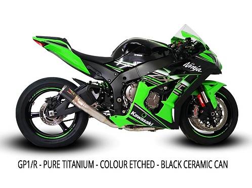 ZX10R Decat System