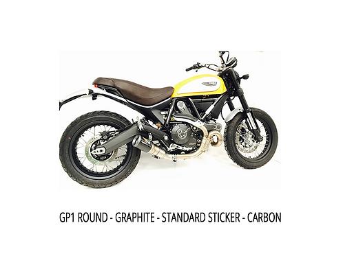 Ducati Scrambler 400/800 Decat System