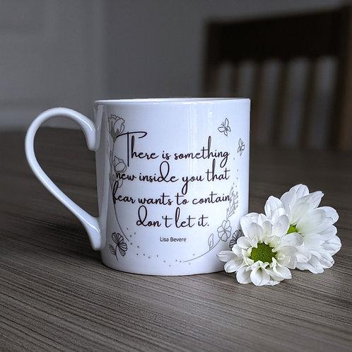 Motivation quote mug - Aspire range - New