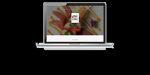 Votre site internet mobile first disponible en ligne en 24h avec une plateforme de gestion des informations