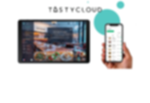 Tasty Cloud, L'unique solution de menus digitaux, livrée clé en main