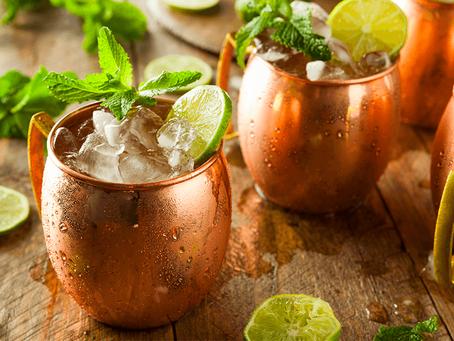 Le moscow mule, cocktail de l'été ?
