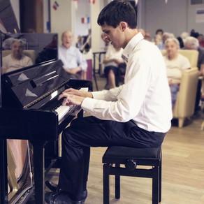 Récital de piano à Notre-Dame de La Salette (18/06/19)