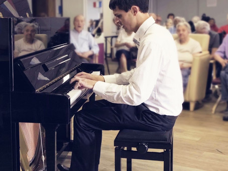 Récital de piano de Jean-Baptiste Mathulin