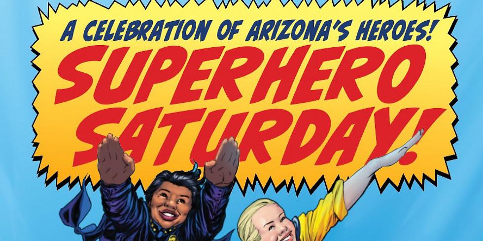 Superhero Saturday 2020 - Car Show