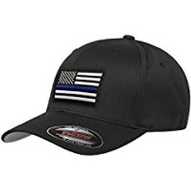 Flexfit Thin Blue Line baseball cap