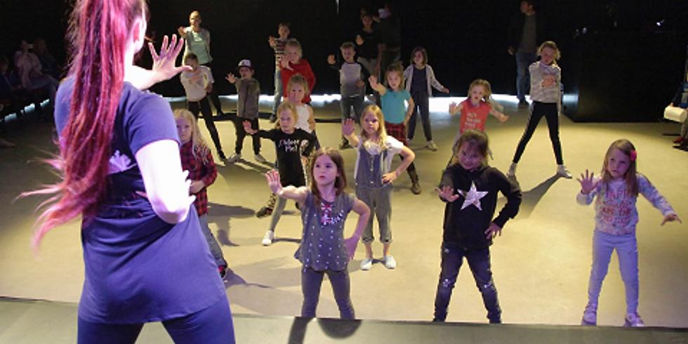 CURSUS MIXED DANCE (9-12 jaar)