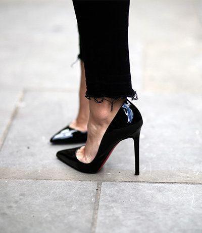 styliste chaussure