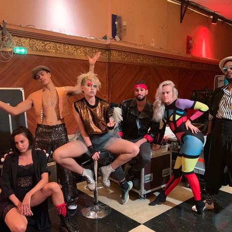 Styliste danseurs fashion freak show