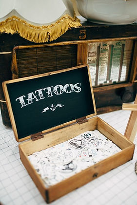 bar à tatouage