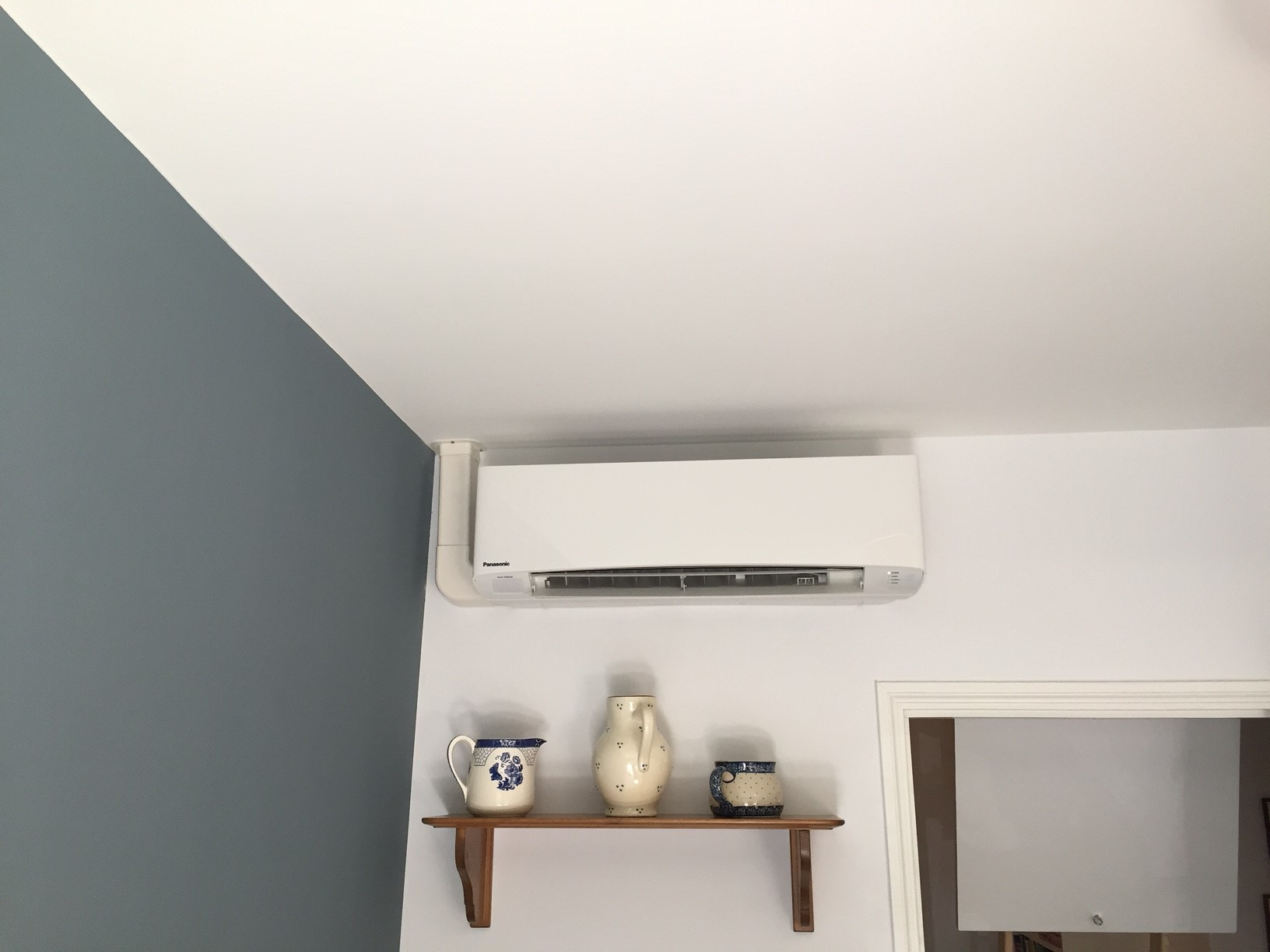 Airconditioning woonhuis