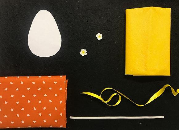 Kit ovetti giallo/arancio