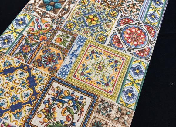 Corsia da cucina Mosaico