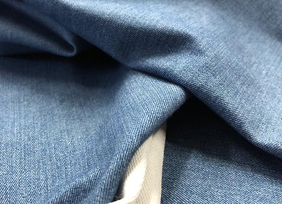 Scampolo felpa jeans
