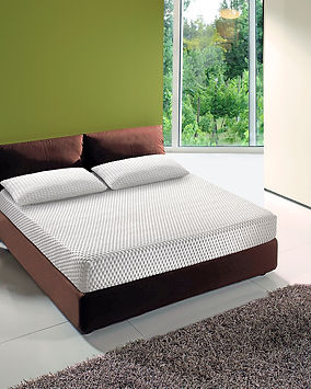 Eurogal - materasso Comfort inserimento.