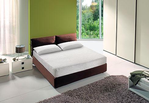 Eurogal - materasso Comfort inserimento