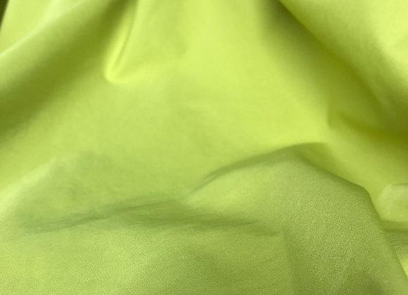 Tessuto impermeabile verde