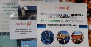 6 new insights from the 5th Microbiome R&D Forum Rotterdam March 2018