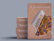 De huid-darmconnectie boeken foto studio