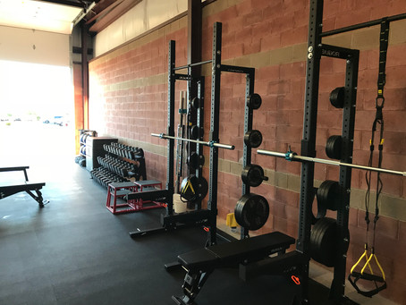 Welcome to the River North Strength blog!