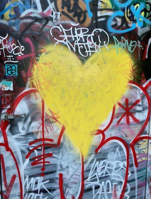 Walking Hearts
