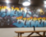 Freelance graffiti / visual artist for hire Ontario Canada. Professional and reliable service