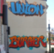 Union Burger Woodstock Ontario. By Jesse Ransome