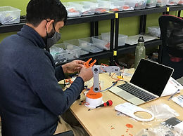 Build A Robotic Arm Workshop With Arduino And Raspberry Pi