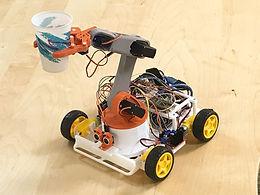 Build A ROS Enabled Mobile Manipulator Robot - Part 2