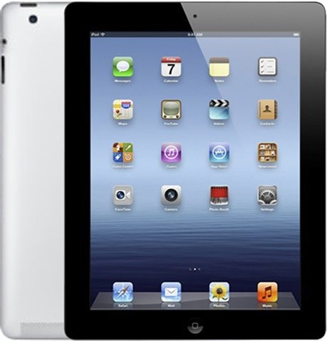 BOXED SEALED Apple iPad 3 16GB Wifi (Black)