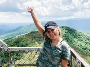 Frypan Mountain Lookout Tower NC