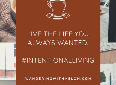 What is Intentional Living? Turning off the Chaos