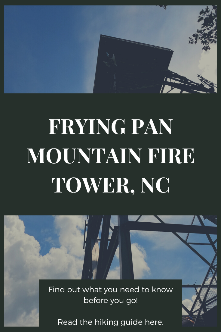 frying pan mountain fire tower nc