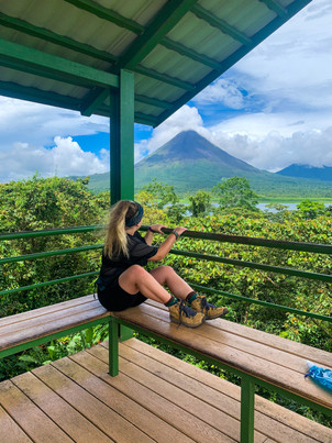 La Fortuna Costa Rica on a Budget