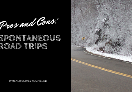 Pros and Cons: Spontaneous Road Trips