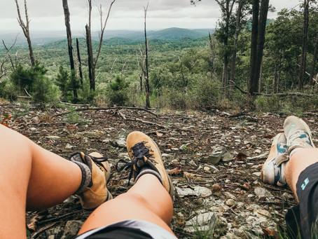 Marrow Mountain State Park NC