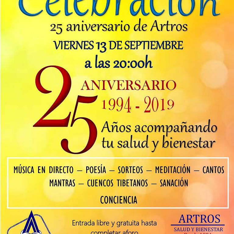Celebración 25 aniversario ARTROS