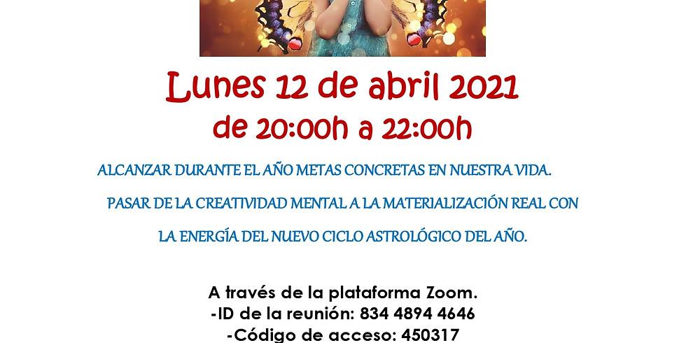 Taller Gratuito Online Astrología y PNL - EL MAPA DEL TESORO