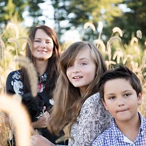 The Miljkovic Family