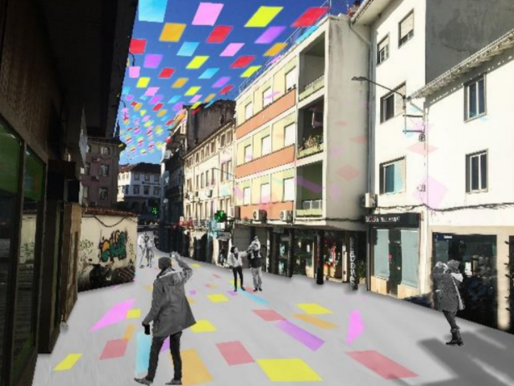 How to improve the STREET MOOD during Covid 19 - project work by  Ana Paula Siqueira-UBI (Portugal)