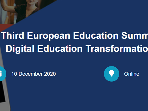 Third European Education Summit: Digital Education Transformation