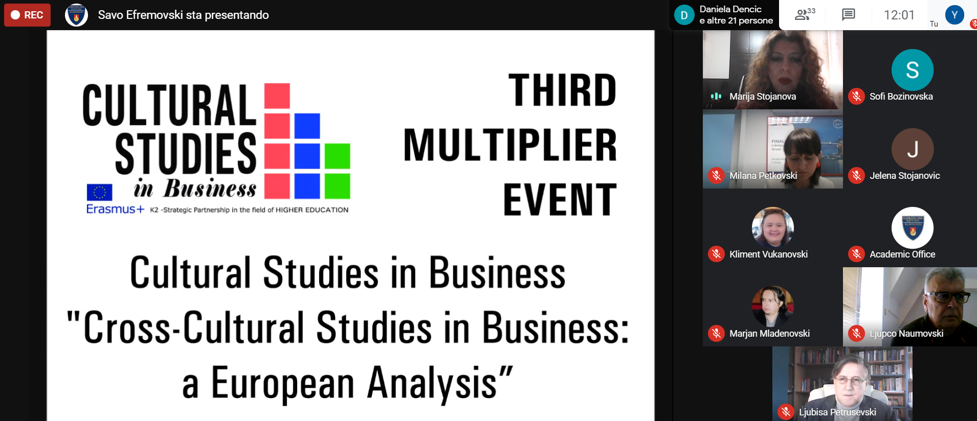 Multiplier Event in R. of North Macedonia