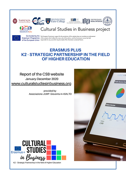 _Report of the CSB website January-Decem