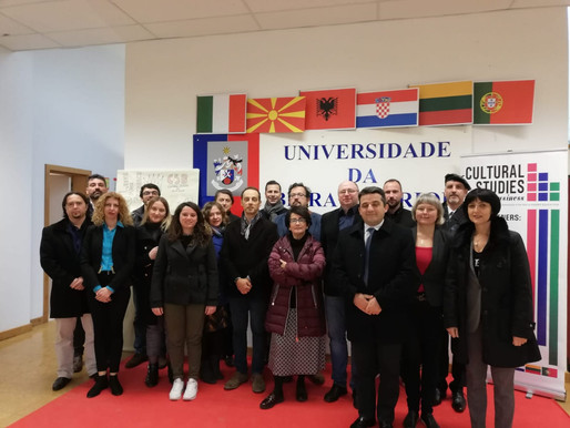 CSB project – The closing phase of the Learning Mobility in Portugal