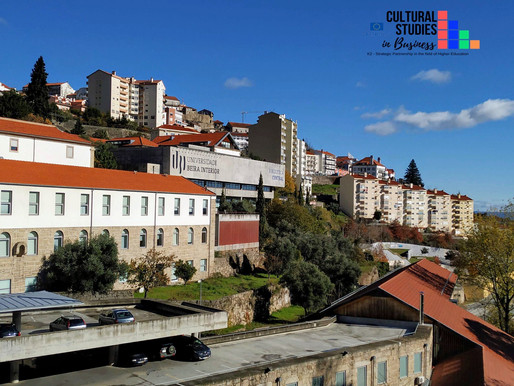 Cultural Studies in Business in Covilhã (Portugal) – Third day at UBI University